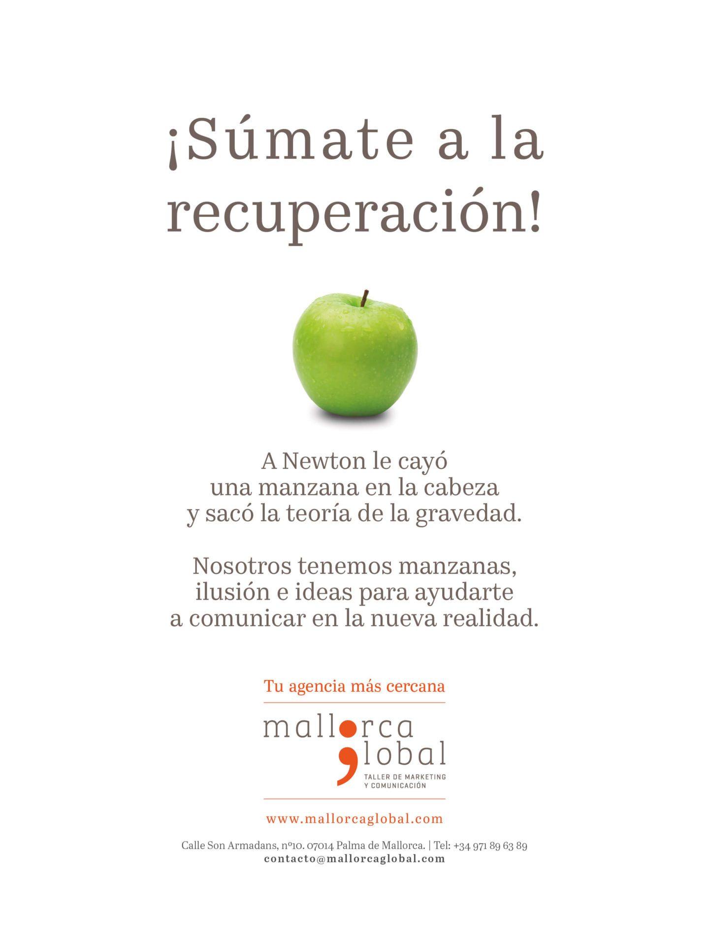 Anuncio Mallorca Global