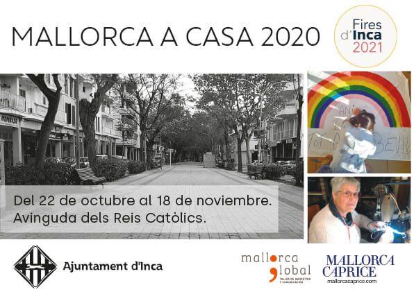 """exposición """"Mallorca a casa"""" en Inca"""